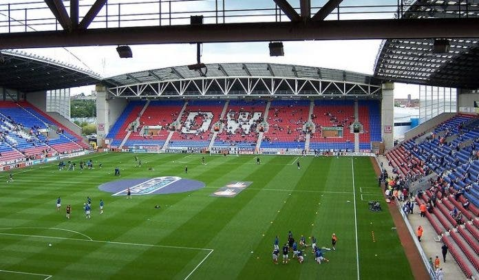 League One Wigan Athletic anuncia venta del club